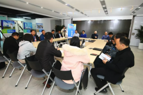 """2019""""创栖霞""""加速未来组创业训练营首场活动成功举办"""