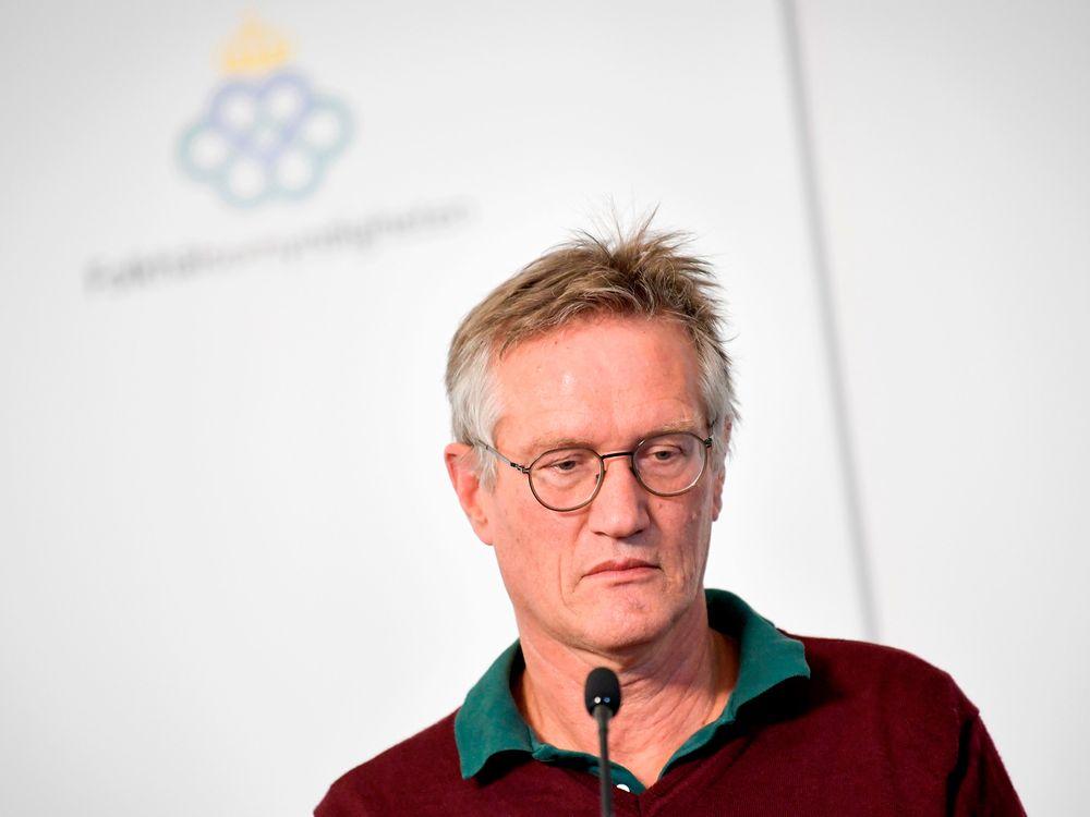 瑞典防疫群体免疫宣告失败!政策设计者承认死的人太多了