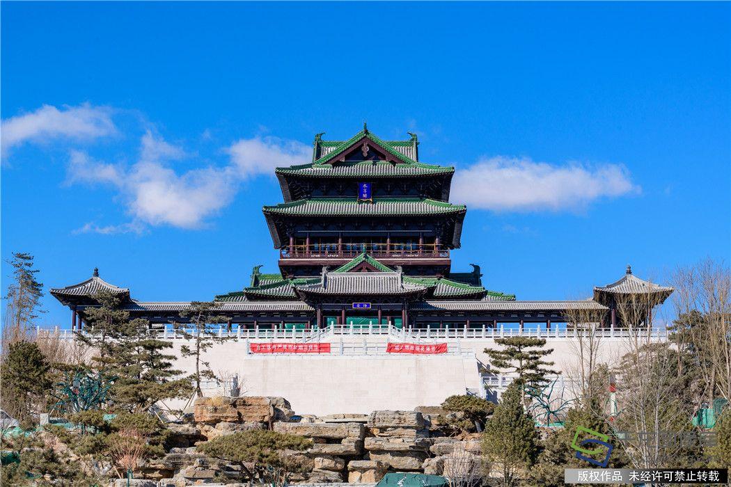 进入全面布展阶段 北京城建园林浓墨重彩绘世园