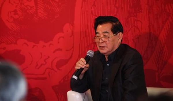 吴应骑教授2016年在中法艺术论坛发言,当时的介绍身份是重庆大学博物馆馆长