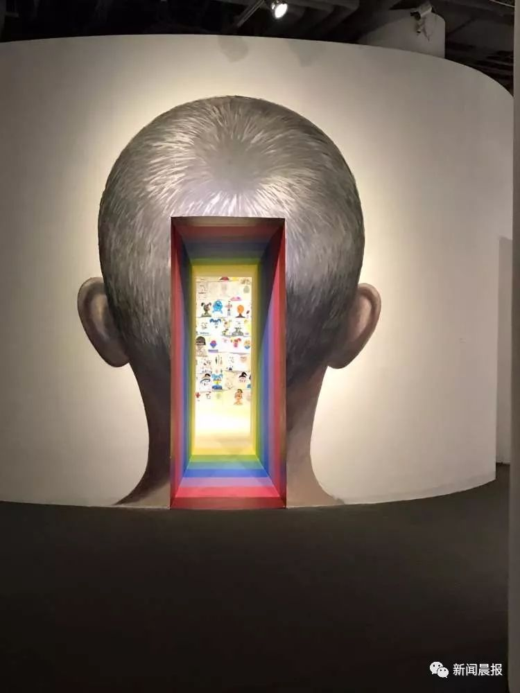 作品《走进我的脑洞》