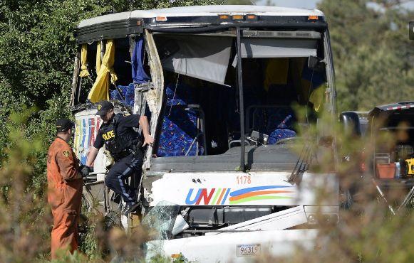 1死34伤 中国游客加拿大车祸,伤者称责任在司机
