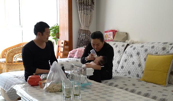 视频 梁家河的春天 陕北乡村爱情故事