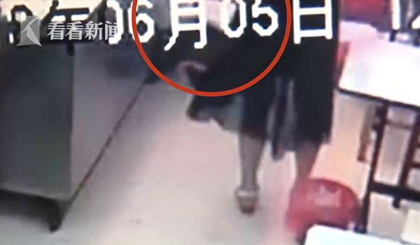 四岁男童撞到点餐男子被踹飞 颅内出血当场昏迷图片 23792 600x351
