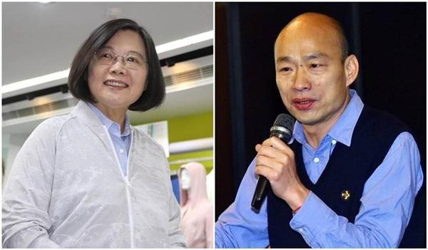 台作家建议韩国瑜做这件事拼选战:蔡英文绝对做不到