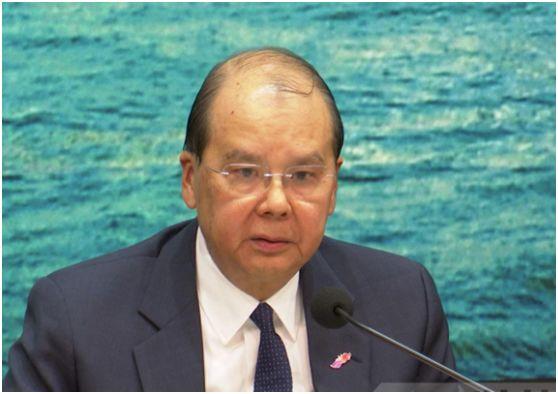 香港政务司长震惊、痛心:2379名