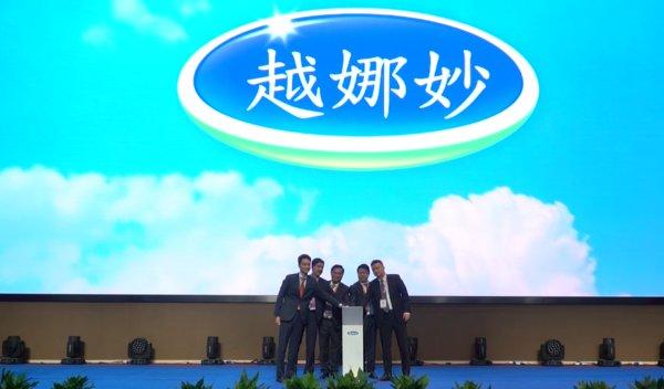 Vinamilk凭借多种多样的高品质乳制品,给中国消费者留下深刻印象