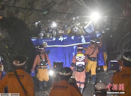日本政府确认北海道地震中已有42人丧生