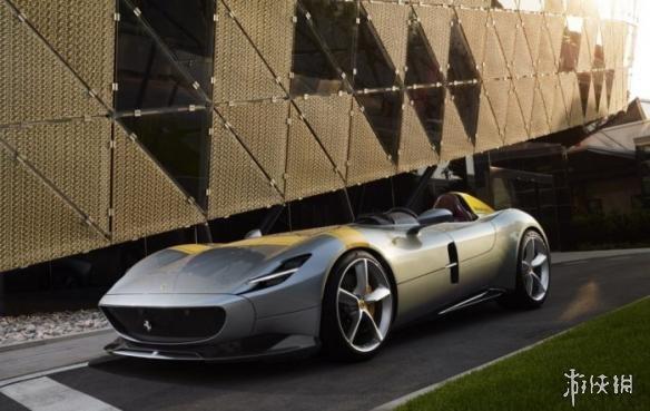 法拉利公布骨灰级收藏超跑 碳纤维+虚拟挡风玻璃!