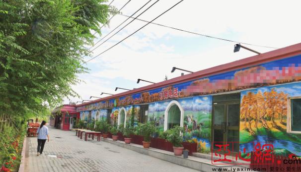 乌鲁木齐市天山区红雁片区管委会乌拉泊村有一条美食街|南山 ...