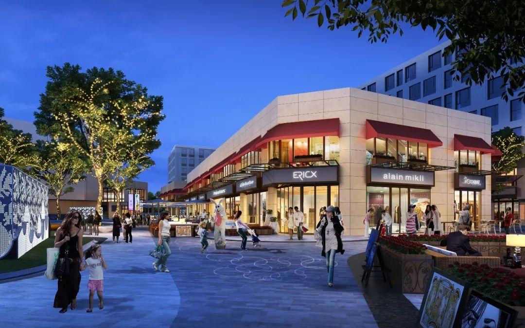 余杭又一大型综合体来了!预计11月开业!主题商业街、2800㎡篮球公园...