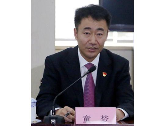 四川银保监局副局长童梦拟任正厅级领导职务