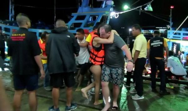 """沉船事故遇难者升至13人,""""应该都是中国人"""" 刚刚了解到,据泰国普吉岛"""
