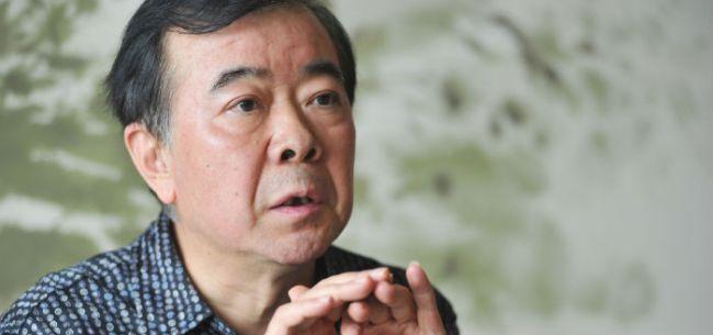 """周梅森:以""""股民的名义"""" 成为中国股市维权第一人"""