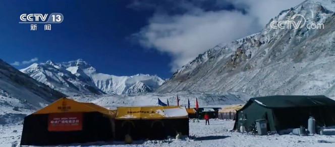 程测自然科学量精确测定珠峰高程,自然科学图片