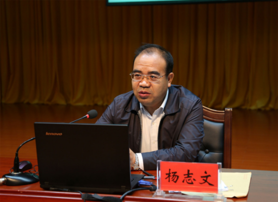 """""""70后""""杨志文 成青海最年轻副省长图片"""
