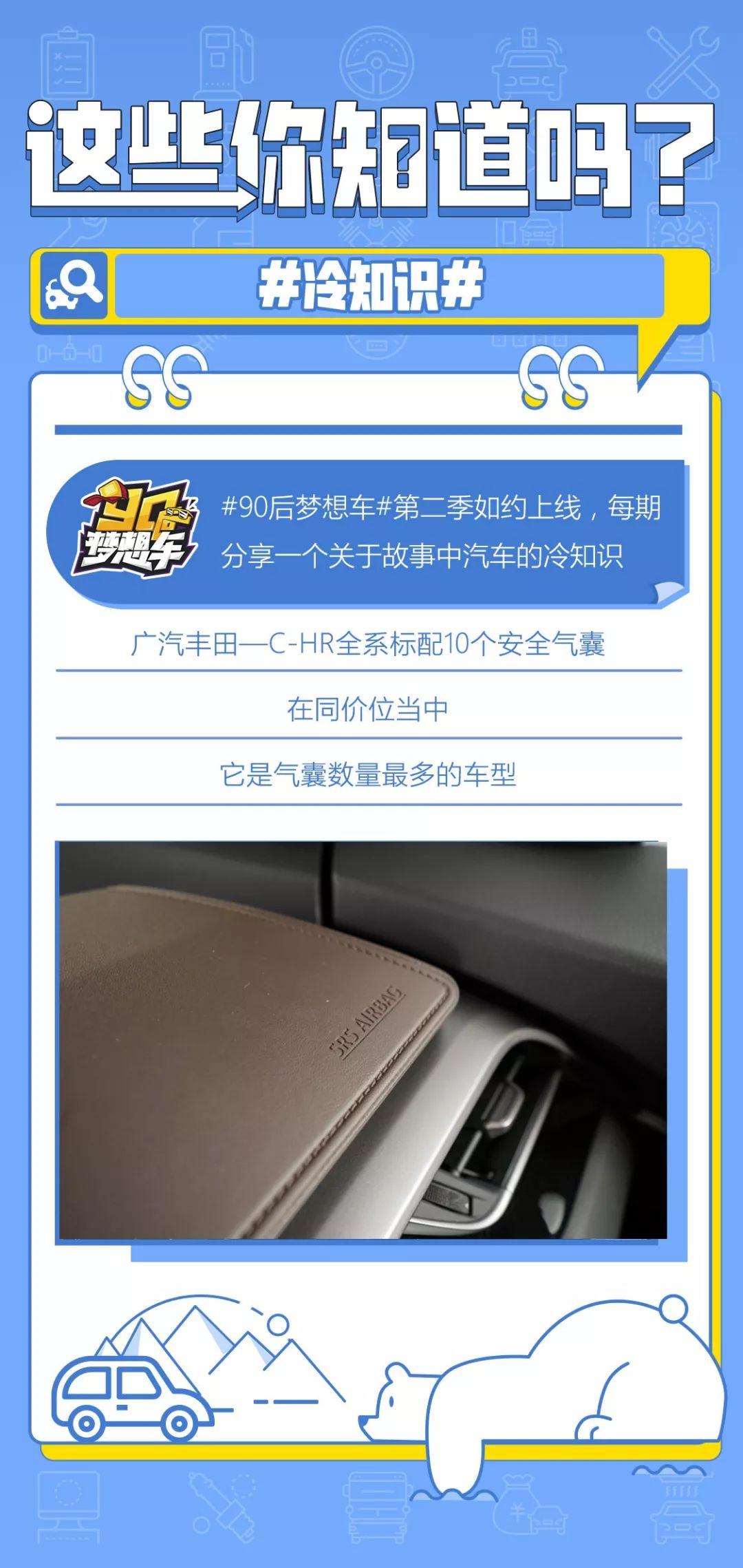 全系标配10个气囊和自动大灯!这台SUV安全配置超高,动力更足!