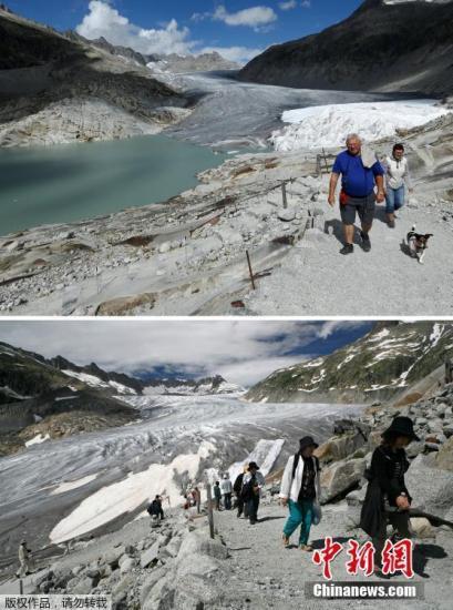如何减缓冰川融化?科学家出妙招:海床上建墙