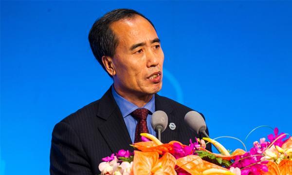 中国银行保险监督管理委员会副主席王兆星 视觉中国 资料图