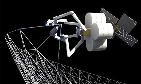 航天五院明年试验在轨空间3D打印,技术成熟可在太空建天眼