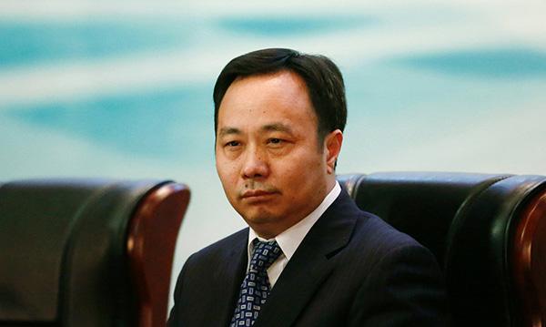 """""""55岁农行行长赵欢接棒胡怀邦出任国开行党委书记"""