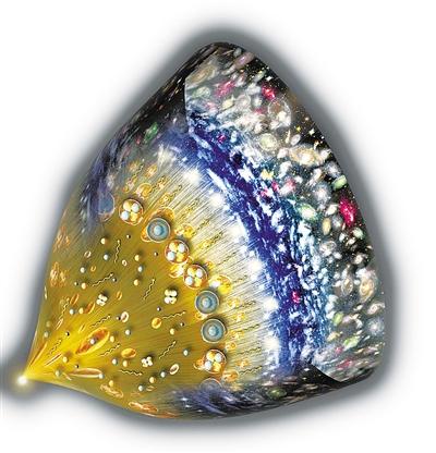 天然元素从哪来宇宙熔炉无所不能:碰撞出来黄金白银