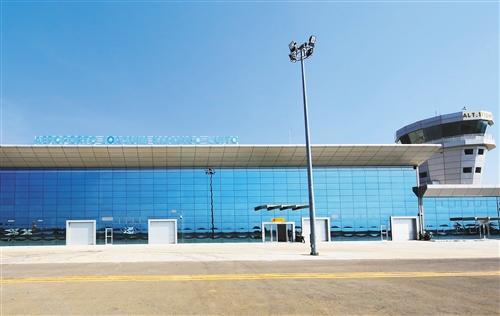 中企承建安哥拉中部奎托机场竣工