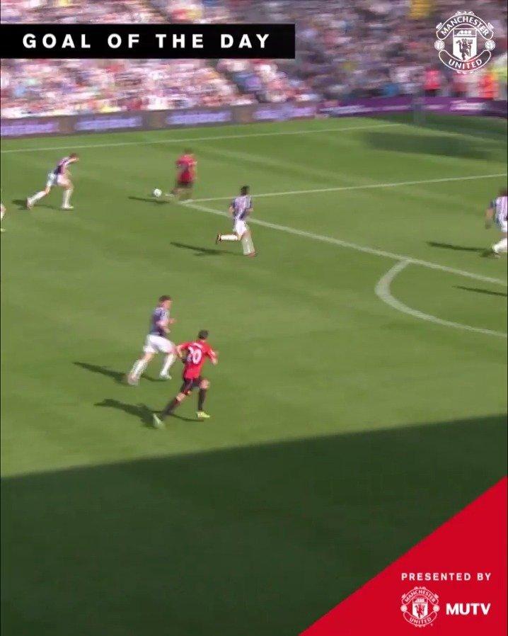 小豌豆哈维尔·埃尔南德斯打入了自己曼联生涯的第50粒进球