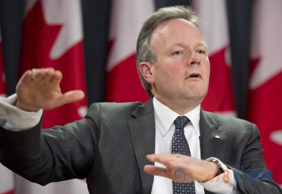 加央行5月料繼續維穩利率 若意外加息將引爆加元行情加拿大央行