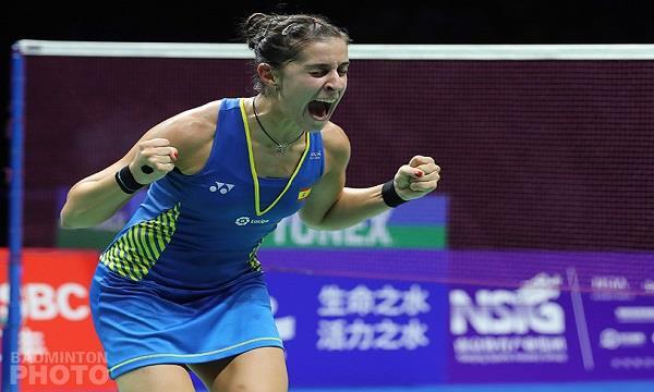 马林南京实力夺冠 西班牙女子体育异军突起