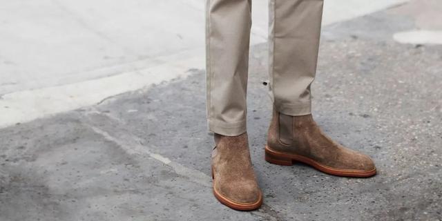 尽显粗犷魅力,马球靴&沙漠靴傻傻分不清?