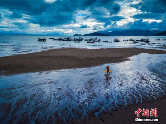 两岸滩涂摄影文化旅游周在福建霞