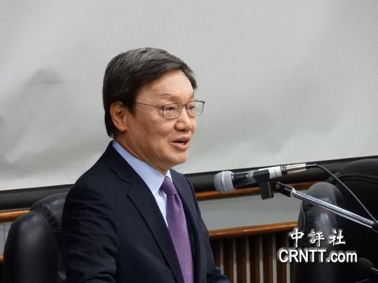 """台""""国安会""""前秘书长:大陆考虑向台湾人发身份证"""