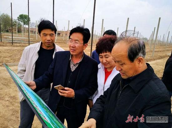 """陇东学院申报项目""""庆阳国家农业科技园区苹果提质增效技术集成研究与示范""""获中央引导地方科技发展专项资金支持"""