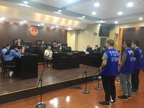 东南大学法学院组织学生旁听江宁法院庭审