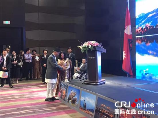 尼泊尔驻华大使:中国的经济进步将是尼泊尔社会经济发展的机遇