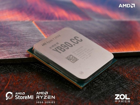 AMD旗舰处理器亚博锐龙9 3950X惊艳登场16核心32线程