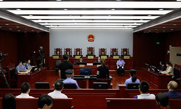 全国首例金融专家陪审证券类犯罪案件在上海开庭