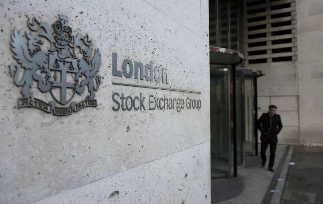 港交所开价296亿英镑收购伦敦证交所