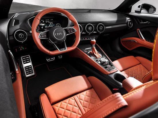 奥迪推限量版TT,向初代奥迪TTS Roadster致敬