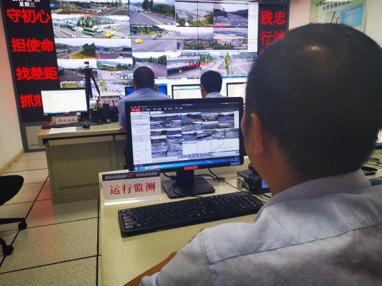 重庆交巡警使用RFID技术保障交通勤务工作