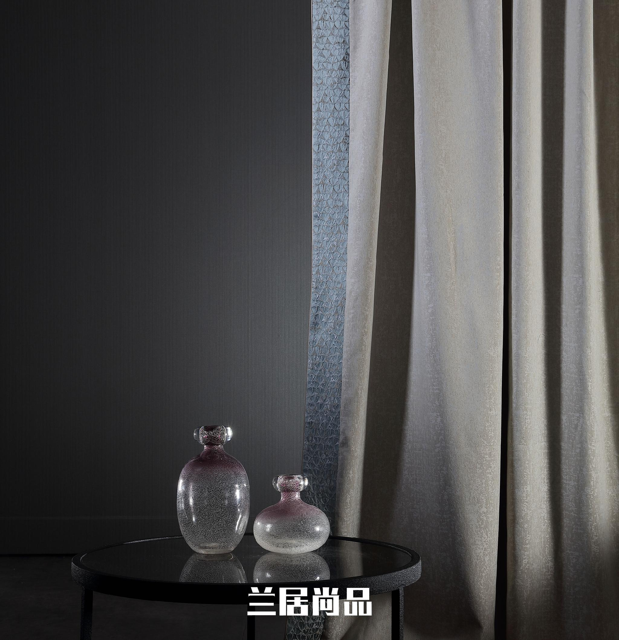 玉兰家居·兰居尚品窗帘| 初晓的摩登之光——靛青色