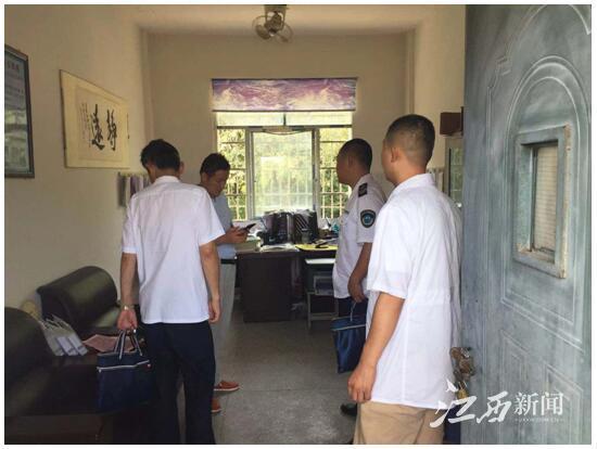 """永修县开展托幼机构、校外培训机构、学校采光照明""""双随机""""抽检工作"""