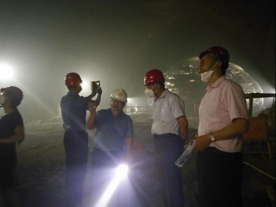 审计署南京特派办关注铁路工程建设情况
