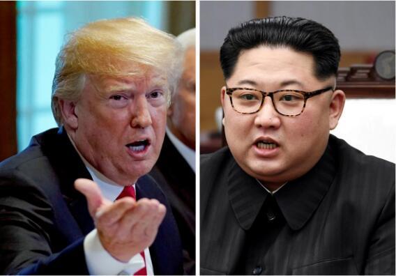 美国总统特朗普发推表示朝鲜有巨大的潜能