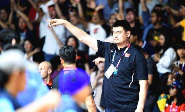 中国男篮惨遭当头棒喝 不 创造记录近在眼前
