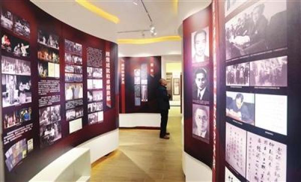 周恩来母校天津南开中学举办建校115周年系列活动