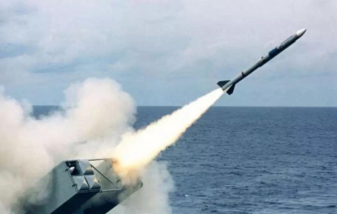 △海麻雀舰载防空导弹