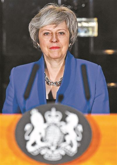 """英议员提解决""""脱欧""""僵局新方案"""