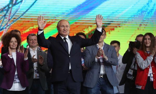 """从普京""""竞选纲领""""看美俄关系:未必军备竞赛"""